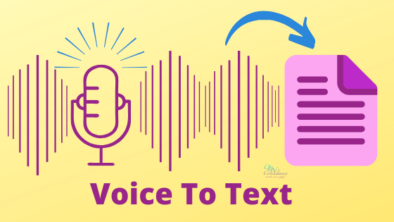 How to turn voice recordings into text easily?